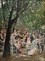 Munich Beer Garden Max Liebermann 1884.jpg