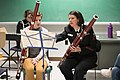 Musician 1st Class works with music students at Kansas State University. (38863735020).jpg