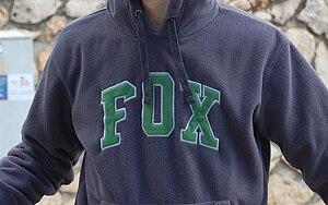 Fox (clothing) - Fox Hoodie