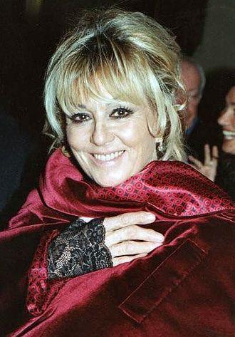 Mylène Demongeot - Mylène Demongeot at the César Award ceremony in 2005