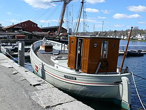 Gerda III - Image: Mystic Seaport Gerda III