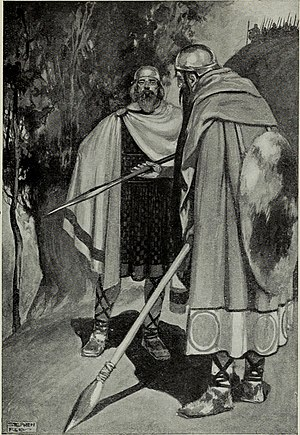 Fir Bolg - Image: Myths and legends; the Celtic race (1910) (14760453666)