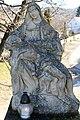 Nógrádsáp, Pietà-szobor 2021 02.jpg