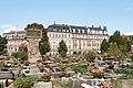 Nürnberg, Johannisstraße 53, 55, 57, Friedhof St. Johannis 20170821 018.jpg