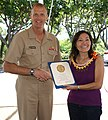 NAVFAC Pacific Recognize 40-Year Length of Service Awardee (14275967139).jpg