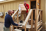 NCIS agents receive shoe donation for Afghan children from South Carolina school 111223-M-GF563-034.jpg