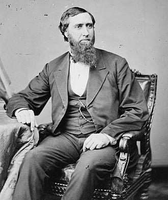 Nehemiah G. Ordway - Nehemiah G. Ordway, c. 1865
