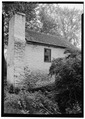 NORTH SIDE - Jerman-Walker Springhouse, North Valley Road (Tredyffrin Township), Paoli, Chester County, PA HABS PA,15-PAOL.V,3A-2.tif