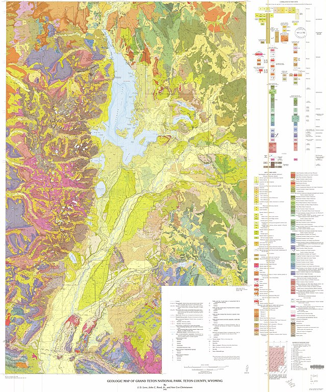 File:NPS grand-teton-geologic-map.jpg - Wikimedia Commons on devils tower map, olympic national park, beartooth mountains map, wind river range map, united states map, usa map, montana map, rocky mountain national park, california map, jackson hole, arches national park, redwood national park map, yellowstone national park, mesa verde national park, badlands national park, wyoming map, kings canyon national park map, bryce canyon map, sequoia national park map, grand canyon national park, denali national park and preserve map, glacier national park, amistad national recreation area map, teton crest trail map, idaho map, acadia national park, rocky mountains, devils tower national monument, sequoia national park, yellowstone map, teton range map, national mall and memorial parks map, yosemite national park, zion national park, teton range, teton fault map, snake river, bryce canyon national park, canyonlands national park,
