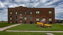 NRHP 98000374.Williamson School - Front - Williamson Iowa - 10-2-2016-4948.jpg