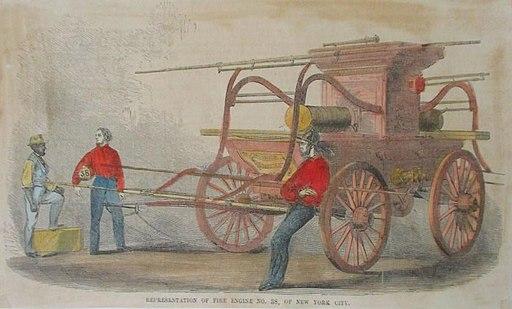 NYFD Engine No. 38 1854