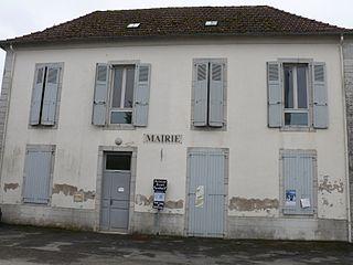 Nabas, Pyrénées-Atlantiques Commune in Nouvelle-Aquitaine, France