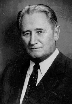 נחום גולדמן בשנות ה-50