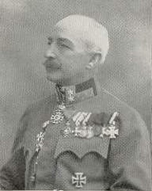 Royal Hungarian Army - General Pál Nagy, the first commander of the Royal Hungarian Army
