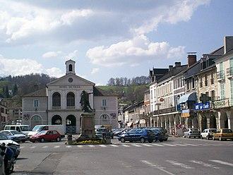 Nay, Pyrénées-Atlantiques - Town hall