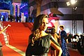 Najla Ben Abdallah in the Red carpet of the Carthage Film Festival 2018 14.jpg