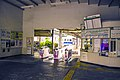Nankai Shiomibashi Station-station premises.jpg