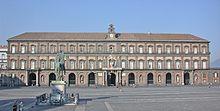 Palazzo Reale in Neapel (Quelle: Wikimedia)