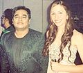 "Natalie with A.R.Rahman at ""I"" audio launch..jpg"