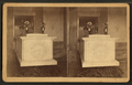 National Lincoln Monument, Springfield, Illinois. Catacomb and sarcophagus, from Robert N. Dennis collection of stereoscopic views 2.png