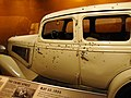 National Museum of Crime and Punishmen - Bonnie and Clyde Ford V8 replica.jpg