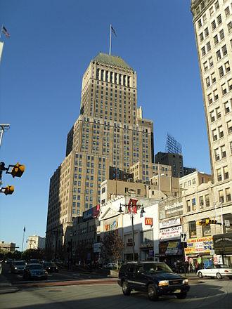 National Newark Building - Image: National Newark Building