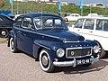 Nationale oldtimerdag Zandvoort 2010, 1961 VOLVO PV 544 C, DR-12-48.JPG