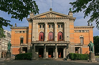 Henrik Bull - The National Theatre, Oslo.