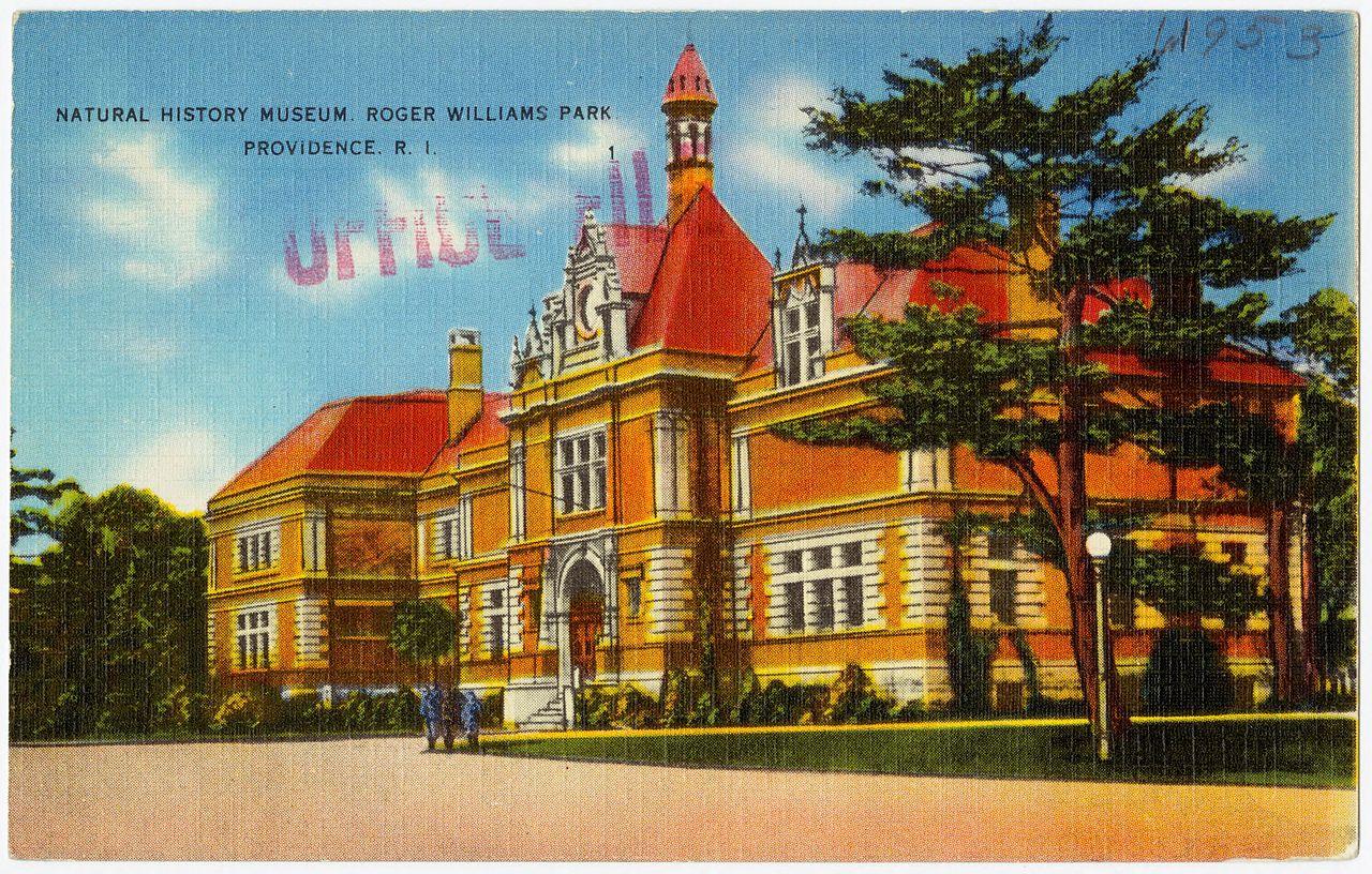 Free Museums Rhode Island