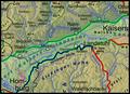 Naturraumkarte St Ingbert-Kaiserslauterer Senke (Mittelteil).png