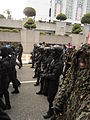 Navy PASKAL strike team personnels on standby during 57th NDP.JPG