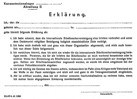 Nazi JWrenunciationdocument