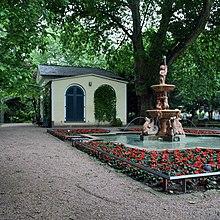 Carl von weinberg wikipedia - Gartenhaus frankfurt ...
