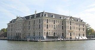 Nederlands Scheepvaartmuseum Maritime museum in Amsterdam, Netherlands
