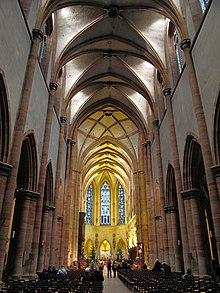 Coll giale saint martin de colmar wikip dia for Interieur d un couvent