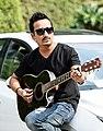 Nepali Singer Udesh Shrestha 02.jpg