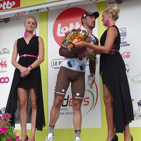 Neufchâteau - Tour de Wallonie, étape 3, 28 juillet 2014, arrivée (E50).JPG