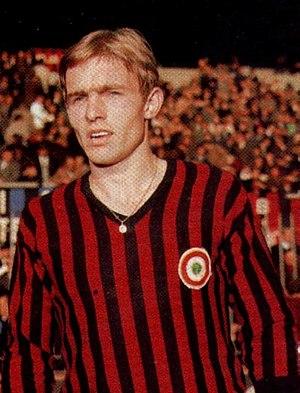 Nevio Scala - Image: Nevio Scala Milan 1967 68