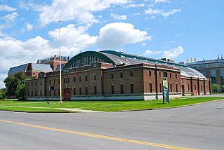 New Scotland Avenue (Troop B) Armory United States historic place