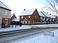 New houses in Devlin Drive - geograph.org.uk - 1655019.jpg