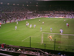 Newcastle United v Zulte Waragem, 2007 (3).JPG