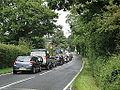 Newport Staplers Road traffic queue during Isle of Wight Festival 2012 5.JPG