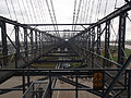 Newport Transporter Bridge, walkway.jpg