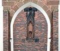 Niche, St Mary's church, Birkenhead Priory.jpg