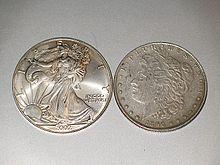 German Sterling Silver Rings