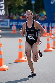 Nicky Samuels - Triathlon de Lausanne 2010.jpg