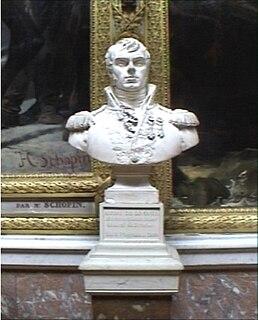 Nicolas Bernard Guiot de Lacour French general