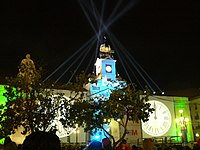 The Puerta Del Sol in 2005 New Year's Eve