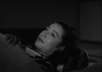 Without warning, Noriko's expression has changed to one of pensive melancholy; the vase is then seen again for ten more seconds, and the next scene begins.