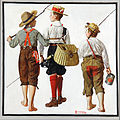 Norman Rockwell - Fishing Trip, They'll Be Coming Back Next Week - Google Art Project.jpg